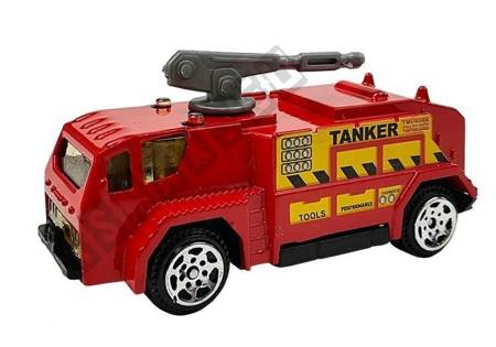 Toy Cars with Tow Truck Set No. 2