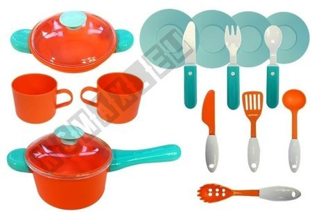 Turquoise Kitchen for little Chef