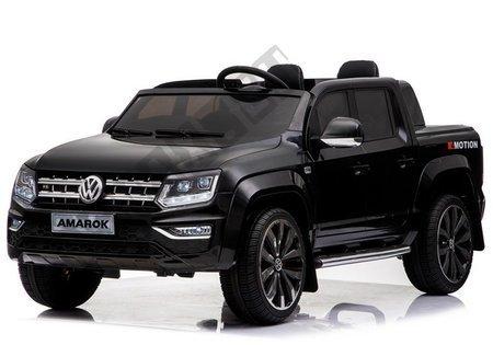 VW Amarok Black - Ride on Car