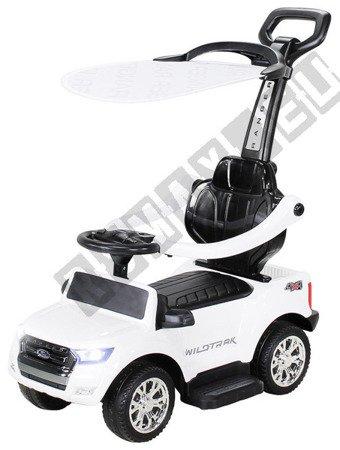 Vehicle Ford Ranger battery headphone White