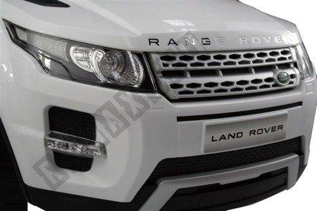 Vehicle LAND RANGER ROVER EVOQUE pusher white