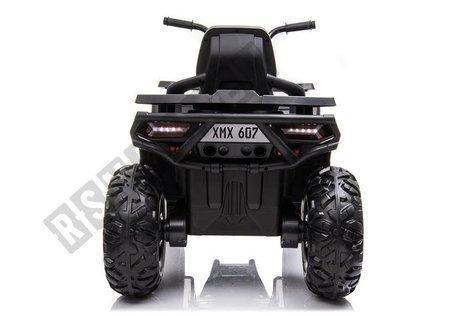 XMX607 Electric Ride On Quad - Black