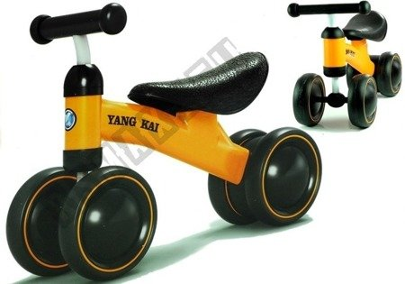 Yang Kai Balance Bike for Children Yellow
