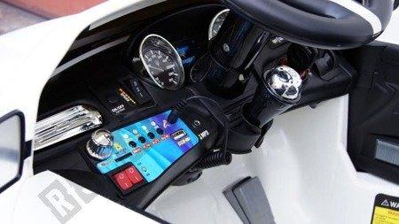 Auto-Batterie MASERATI LEVANTE Blau VIP