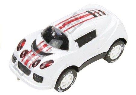 Autorennbahn Rennbahn Track Racing Auto für Kinder Zubehör 2xFernsteuerung Set