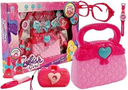 Beauty Set mit Zubehör Pink