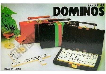 Domino w walizce