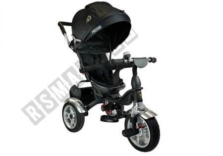 Dreirad PRO500 Schwarz Sonnendach Dreirad