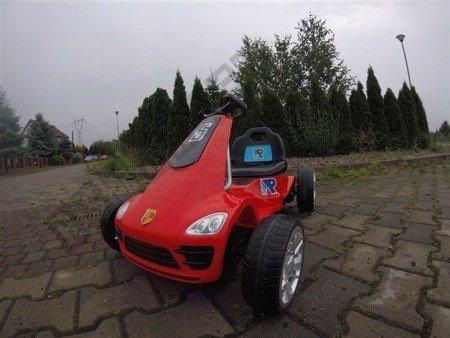 Fahrzeugbatterie Gokart 2,4 g rot