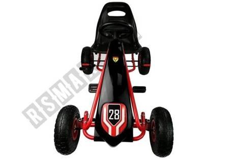 Go-Kart HP003D Schwarz