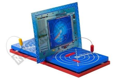 Gra Elektroniczna Strategiczna Statki Okręty Bitwa Morska