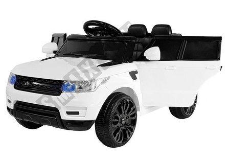 HL1638 Elektro-Aufsitzauto Weiß