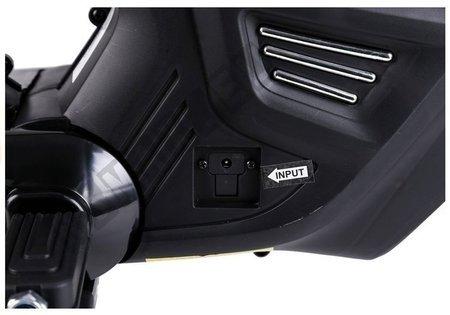 JT5158 Elektromotorrad für Kinder Rot Fahrzeug LED Frontscheinwerfer