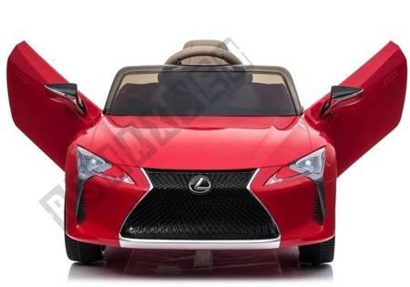 Kinderauto Lexus JE1618 Rot lackiert