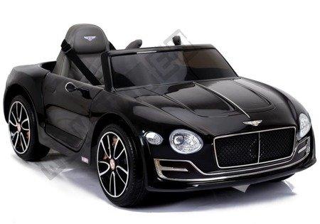 Kinderfahrzeug Bentley Schwarz Ledersitz EVA-Reifen Auto