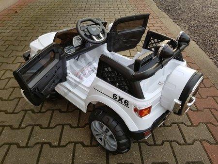 Kinderfahrzeug KP-6188 Weiß