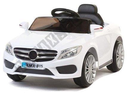 Kinderfahrzeug XMX815 Weiß 2x45W 2,4G Schalter am Lenkrad Auto MP3 Fahrzeug