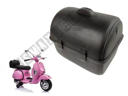 Kuferek do skutera na akumulator Vespa