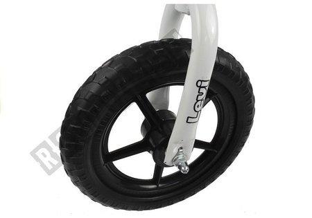 Laufrad LEVI Grün EVA-Reifen Laufrad Kinderlaufrad Balance Bike Rad Bremse