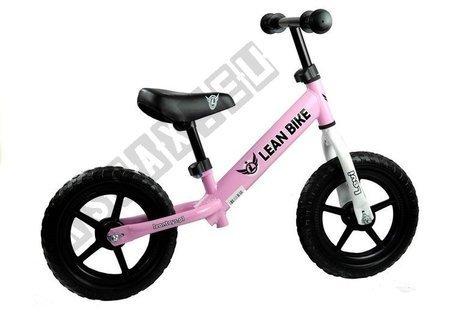 Laufrad LEVI Rosa EVA-Reifen Laufrad Balance Bike Kinderlaufrad Rad Bremse