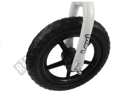 Laufrad LEVI Rot EVA-Reifen Laufrad Kinderlaufrad Balance Bike Rad