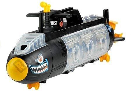 Łódź Podwodna Sorter Na Pojazdy Rekin 5 Autek