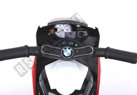 MOTORBATTERIE BMW S1000RR  Rot