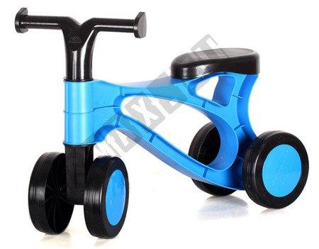 Mini-Bike,blau drücken