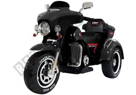 Motorrad ABM-5288 Schwarz