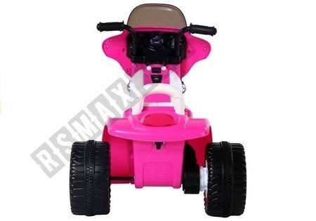 Motorrad JT568 Rosa 1x35W LED Frontscheinwerfer Motorrad für Kinder