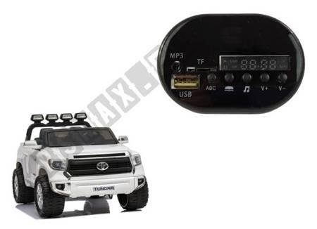 Musikpanel für die elektrische Fahrt JJ2255 JJ2199 JJ2066 JE1001