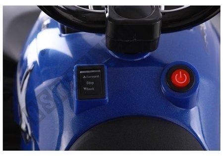 Quad Na Akumulator FB-6677 Niebieski