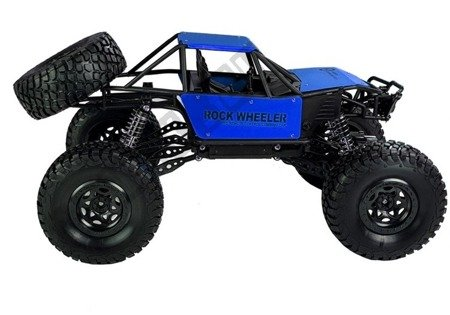 R/C Monster Truck Shock Absorbers Blue