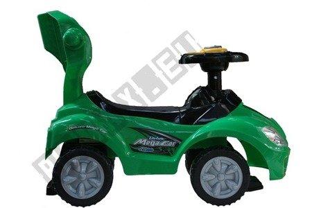 Rutschauto-Lauflerngerät-Rutscher Kinderauto Kinderfahrzeug 3in1 Z382 Grün