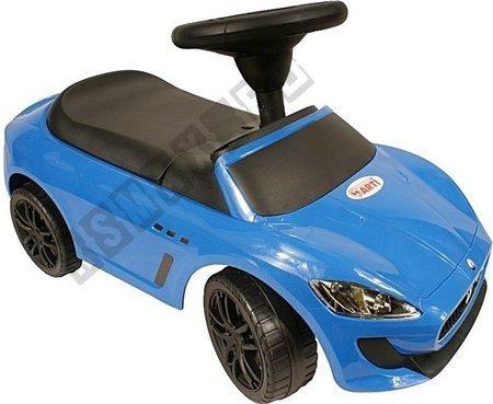 Rutschauto MASERATI Lizenz Rutscher Kinderauto Kinderfahrzeug Rutschfahrzeug Neu blau