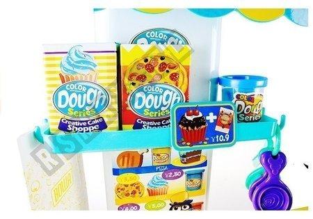 Spielknete Knete Spiel Set Konditorei Presse 6 Dosen Spielzeug