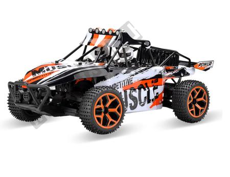 X-Knight RC Auto Ferngesteuertes Roadster-Auto 1:18 4WD bis 20km/h GS03B