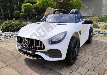 Auto Na Akumulator Mercedes AMG GT R Biały