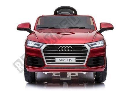Auto na Akumulator AUDI Q5 Czerwony Lakier