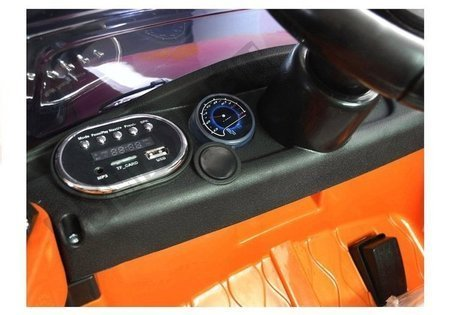 Auto na Akumulator HL1638 Pomarańczowe