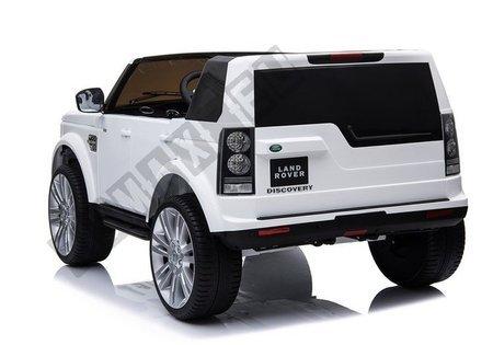 Auto na Akumulator Land Rover BDM0918 Biały