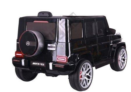 Auto na Akumulator Mercedes G63 Czarny