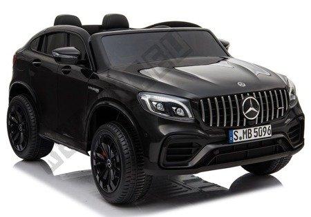 Auto na Akumulator Mercedes GLC 63S Czarny Lakier