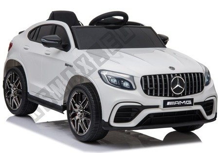 Auto na Akumulator Mercedes GLC 63S - QLS - Biały