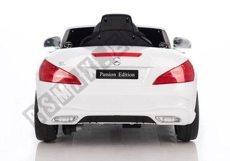 Auto na Akumulator Mercedes SL Biały