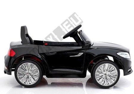 Auto na Akumulator S2188 Czarne Lakierowane