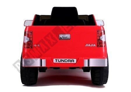 Auto na Akumulator Toyota Tundra Czerwony Lakier