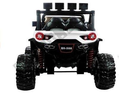 Auto na Akumulator XJL-588 Biały
