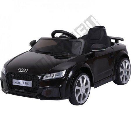 Auto na akumulator Audi TT RS Quattro Czarne