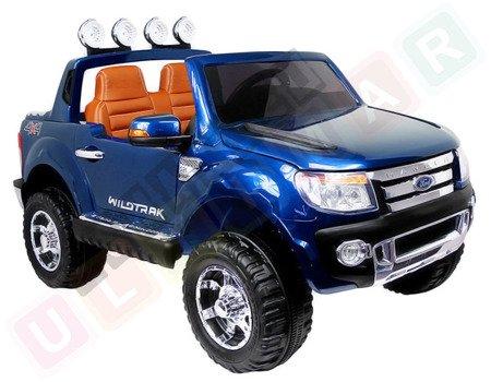 Auto na akumulator Ford Ranger niebieski lakier